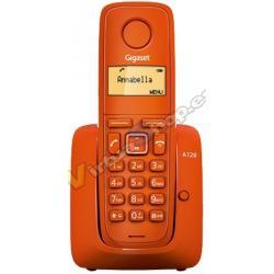 TELEF. INALAMBRICO DECT DIGITAL GIGASET A120 NARAN