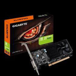 TARJETA GRÁFICA GIGABYTE GT 1030 LOW PROFILE 2GB GDDR5 - Imagen 1