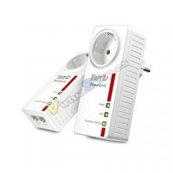 ADAPTADOR PLC FRITZ!POWERLINE 1220E SET - Imagen 1