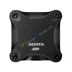 DISCO DURO EXT USB 3.1 2.5 SSD 960GB ADATA SD600Q BLACK - Imagen 1