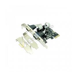 CONTROLADORA MINI-PCIE 2XSERIE APPROX - Imagen 1
