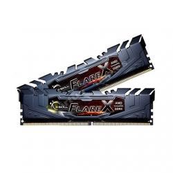 MODULO MEMORIA RAM DDR4 16G 2x8G PC3200 G.SKILL FLARE X - Imagen 1
