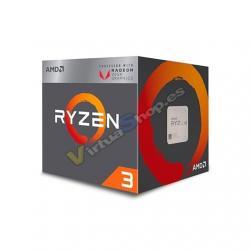 PROCESADOR AMD AM4 RYZEN 3 3200G 4X4.0GHZ/6MB BOX - Imagen 1