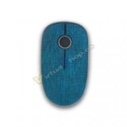 RATON OPTICO INALAMBRICO NGS EVO DENIM BLUE - Imagen 1