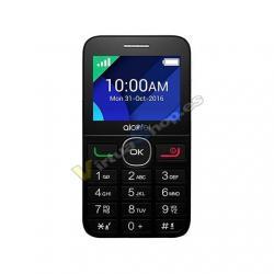 MOVIL SMARTPHONE ALCATEL 2008G NEGRO/PLATA - Imagen 1