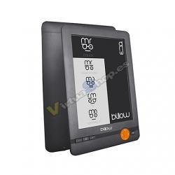E-BOOK 6 BILLOW ELECT. INK FRONT LIGHT EBOOK 4GB GRIS - Imagen 1