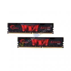 MODULO MEMORIA RAM DDR4 16GB (2X8GB) PC3000 G.SKILL AEGIS - Imagen 1