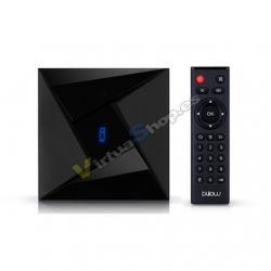 ANDROID TV BILLOW MD10PRO SMART TV BOX 4K NEGRO - Imagen 1