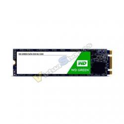 DISCO DURO M2 SSD 120GB SATA3 WD GREEN - Imagen 1