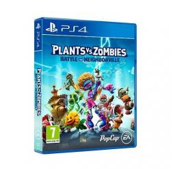 JUEGO SONY PS4 PLANTS vs ZOMBIES: BATTLE FOR NEIGHBORVILLE - Imagen 1