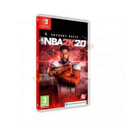 JUEGO NINTENDO SWITCH NBA 2K20 - Imagen 1