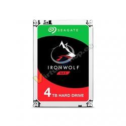 DISCO DURO 3.5 4TB SATA 3 SEAGATE 64MB IRONWOLF - Imagen 1