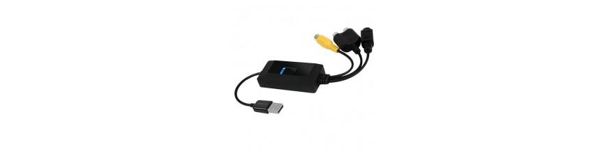 Capturadoras USB