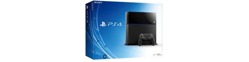 PS4 Videoconsolas